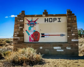 Reggae in Indian Country With Casper From Hopi-Land