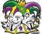 Mardi Gras & Anonymous, Masked Revelry & Social Rebellion