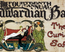 The Dreamtime Realm of Circus Life In Contemporary Edwardian Style…