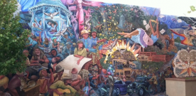 Up Against the Wall, Community Healing and Public Art