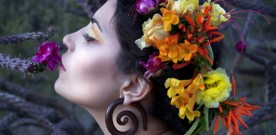 Sonoran Muses: Stylized Portrait Series Honors the Desert