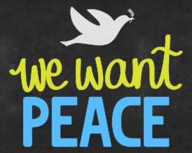 We Want Peace