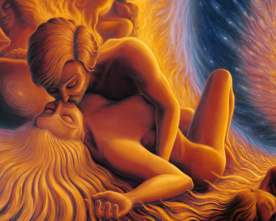 Sex & Nature, Evocative Paintings by Mark Henson