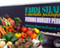 Farmshare Model Can End World Hunger