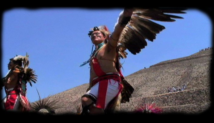 Hopi Eagle Dancer