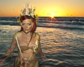 (VIDEO) Finding Peace in Nature; Real Life Mermaids