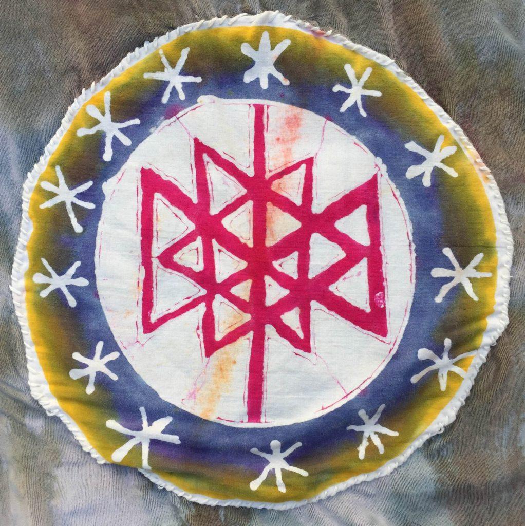 Bind-Rune with all 24 original runes in one mark.