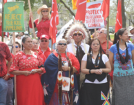 Faith Spotted Eagle, Native Elder Reflects on Keystone XL