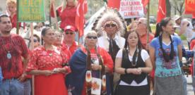 Faith Spotted Eagle, Native Elder Reflects on Keystone XL