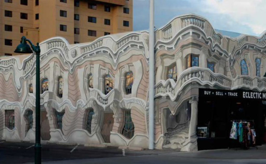 Melting Point Mural by Mural Mice, Arizona
