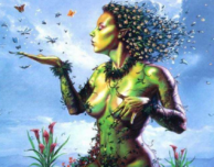 Mother Earth as Divine Lover